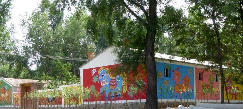 墙体绘画公司