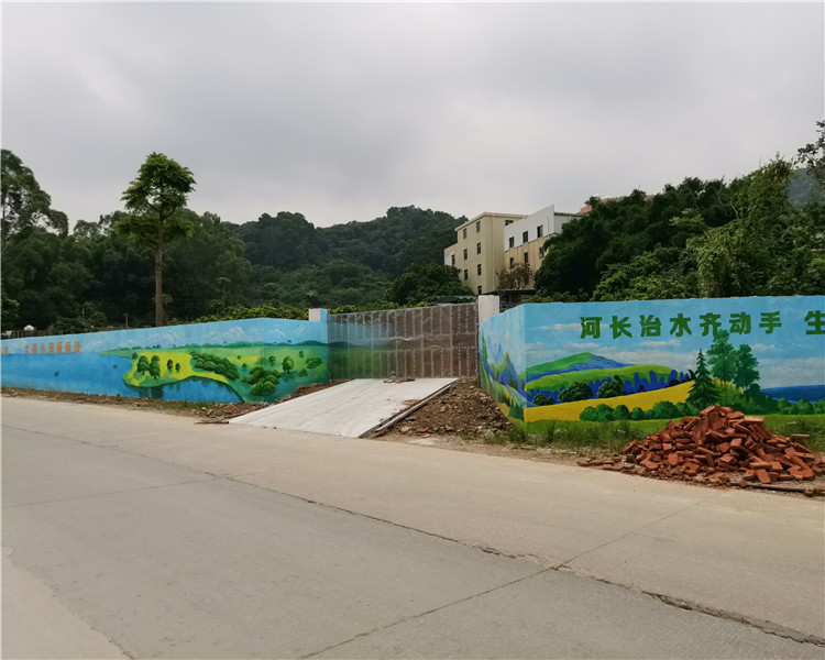 现代墙体彩绘的发源与发展