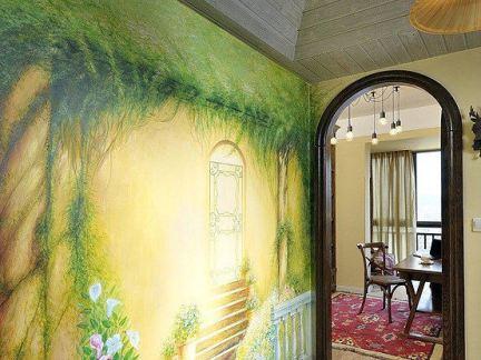 墙体彩绘有没有维修等售后服务吗?