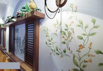 墙绘在家装的应用