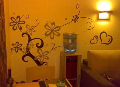 手绘墙画有哪些风格