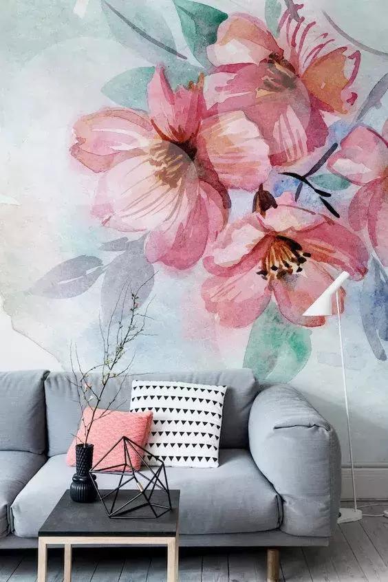 墙体彩绘按绘画范围分类