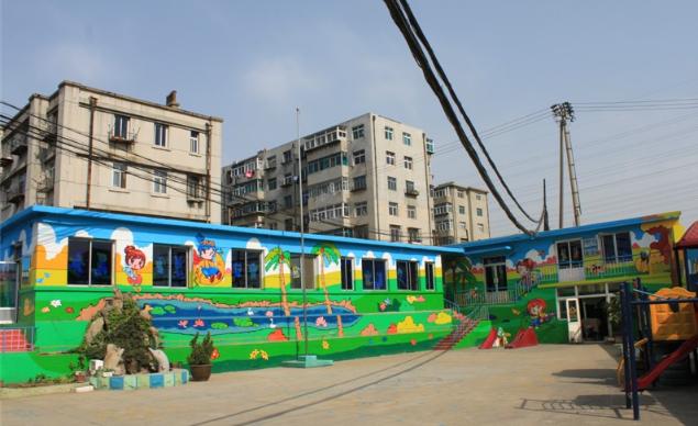 南昌幼儿园墙体绘画,南昌墙体彩绘,南昌涂鸦墙,南昌墙体喷绘广告,南昌墙壁绘画