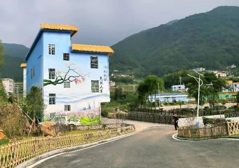 南昌画画涂鸦,南昌墙画彩绘,南昌墙体绘画公司,南昌新农村墙体彩绘