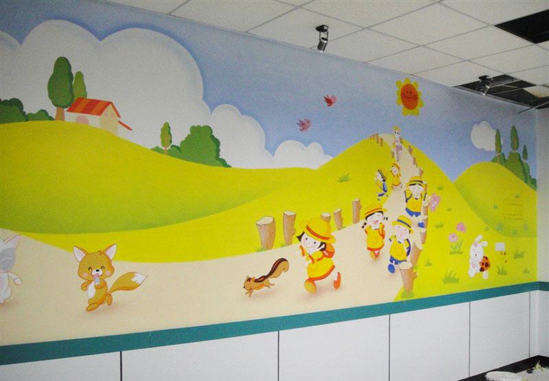 南昌彩绘墙,南昌墙壁彩绘,南昌彩绘墙壁,南昌彩绘墙壁公司